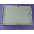 waterproof electrical boxes abs box plastic enclosure electronics ip65 enclosure PWP343 380X260X120