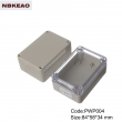outdoor enclosure waterproof electronic enclosure waterproof junction box PWP004T with 84*58*34mm