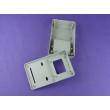 Custom ABS Plastic Electronic Enclosures plastic casing terminal box housing PDT040 wtih195*120*60mm