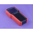 IP54 Plastic electronic hand-held enclosure Hand-held Plastic abs Box PHH345 with size 166*83*32mm