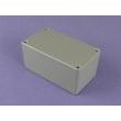 Sealed Aluminium Enclosure aluminum waterproof box aluminum electronic box AWP020 with 115X65X55mm