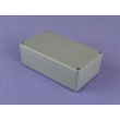 aluminium wall mount box aluminium box for pcb Sealed Aluminium Enclosure AWP015 with  110X64X37mm