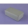 Sealed Aluminium Enclosure aluminum waterproof box aluminum electronic box AWP015 with 110X64X37mm