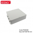 electronic plastic enclosures ip65 waterproof enclosure plastic wall enclosurePWM365 330*300*90mm