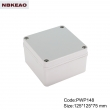 waterproof enclosure box for electronic plastic box enclosure electronic weatherproof box PWP148