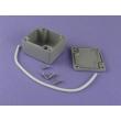 aluminium box weatherproof enclosure aluminium enclosure junction box AWP005 with size 63X58X37mm