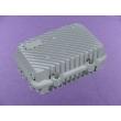 outdoor telecom enclosure aluminum enclosure waterproof aluminum enclosure ip67 AOA350  256X146X93mm