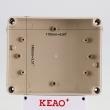 waterproof junction box waterproof electronics enclosure instrument enclosurePWP152with170*140*110mm