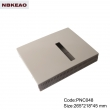 network switch enclosure plastic box enclosure electronic outdoor telecom enclosurePNC048 265*218*45