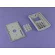 Newest Electronic Plastic Box Door Control Reader Enclosure Card Reader Box PDC020  with 120X85X24mm
