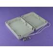 plastic box electronic enclosure waterproof enclosure box for electronic  PWE055 with 210*155*65mm