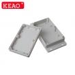 waterproof junction box wall mounting enclosure box plastic electronic enclosure PWM128 150*100*62mm