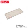 High quality PLC diy case rail din enclosures Plastic box din rail switch enclosure PIC105