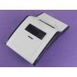 Desktop Enclosure Plastic instrument case housing console enclosure PDT452 wtih size 300*180*90mm