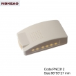 Custom Network Enclosures wifi modern networking abs plastic enclosure PNC312 with size  96*55*27mm