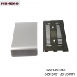 cable junction boxes plastic electrical enclosure box Network Communication Enclosure PNC240wire box