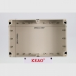 outdoor tv enclosure waterproof plasitc electronic enclosure abs enclosure box PWP226 with230*150*85
