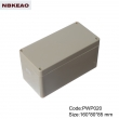 abs box plastic enclosure electronics enclosure box plastic pcb electric box PWP020 with 160*80*85mm