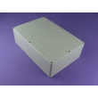 China NEMA rated waterproof & dustproof ABS Electonic Enclosure 380X260X120mm PWP343