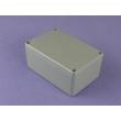 Sealed Aluminium Enclosure aluminum waterproof box aluminum electronic box AWP025 with 120X80X55mm