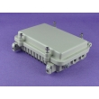 diecast aluminum enclosure ip67 aluminum waterproof enclosure electric box AWP435 with 210*130*60mm