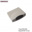 Network Communication Enclosure router plastic enclosure wire box PNC049 with size60*50*13mm