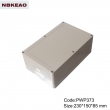 China Plastic Waterproof Enclosure Junction box ip65 plastic enclosure PWP373 with size 230*150*85mm