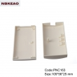 Network Connect Housing wifi modern networking abs plastic enclosure PNC163 with size 109*56*25mm