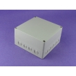 waterproof junction box ip65 plastic enclosure outdoor enclosure waterproof PWP142 with178*178*100mm