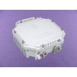 aluminium enclosure junction box heavy duty aluminium top box China outdoor amplifier box AOA500
