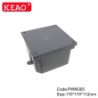 electrical plastic box enclosure with door waterproof enclosure box wall mount enclosure PWM305