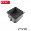 electrical plastic box enclosure with door waterproof enclosure box wall mount enclosure PWM305