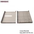 network switch enclosure plastic box enclosure electronic outdoor telecom enclosurePNC048 265*218*45