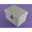 China Plastic Lockable Waterproof Enclosure electrical junction box PWP636 with size 200*150*130mm