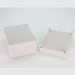 plastic enclosure waterproof plasitc electronic enclosure electrical junction box PWP157 with IP65