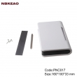outdoor electronics enclosure wifi router shell enclosure Network Connect Box PNC017with160*100*33mm