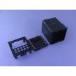 Digital Panel Meter abs electronics enclosures enclosure Digital Panel Meter PDP008 wtih 96*96*135mm