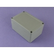 aluminium box for pcb aluminum enclosure for electronics Sealed Aluminium Housing AWP030 120X80X65mm