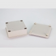 outdoor electronics enclosure plasitc electronic enclosure abs enclosure box PWP167 with145*145*60mm