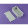 electronic plastic enclosures plastic junction box Conjunction Enclosure PEC087 with size130*68*43mm