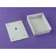 Electric Conjunction Enclosure cable junction boxes electronic plastic enclosures PEC410 100*80*30mm