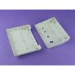 Custom ABS Plastic Electronic Enclosures plastic desktop enclosure instrument enclosure IP54 PDT105