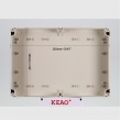 ip65 waterproof enclosure plastic plastic enclosure for electronics  PWP250 with size 265*185*60mm