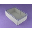 enclosure box waterproof box enclosure plastic withe ear electronic box enclosures PWP256T wire box