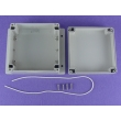 wall mounting enclosure box plastic electronic enclosure custom enclosure PWM153 with 160*160*85mm