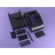 Plastic instrument case housing desktop enclosures electronic enclosure box PDT459 with 245*160*95mm