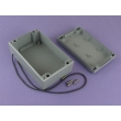 aluminium enclosure junction box aluminium box waterproof aluminium box case AWP040 with160X100X65mm