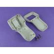 Custom ABS injection plastic hand held enclosure Hand Held Plastic Enclosures PHH045with200*108*70mm