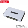 plastic enclosure for electronics router box enclosure Network Connect Housing PNC021 180*120*32mm