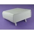 enclosure box plastic pcb enclosure cast box Plastic Electric Cabinet PCC300 with size  225X200X90mm